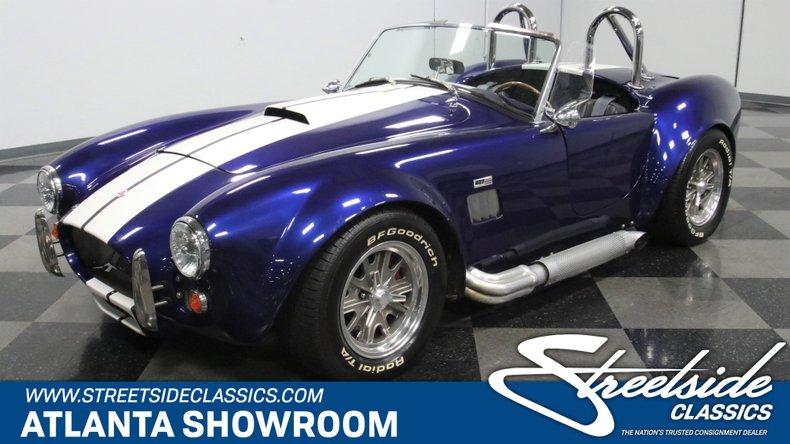 For Sale: 1965 Factory Five Cobra