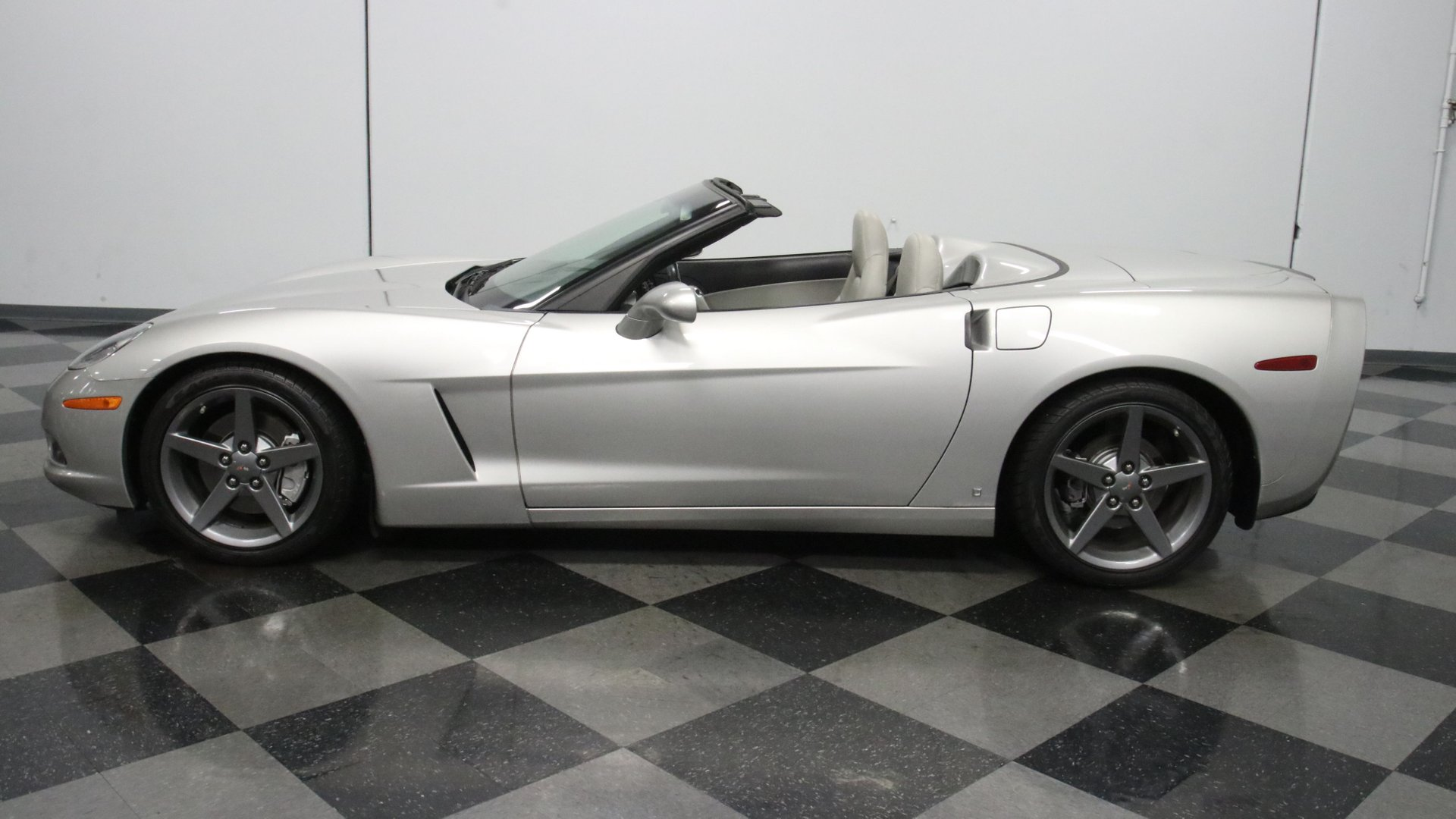 2006 chevrolet corvette 3lt convertible