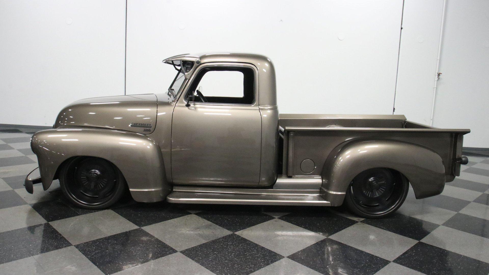 1949 chevrolet 3100 restomod