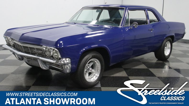For Sale: 1965 Chevrolet Bel Air