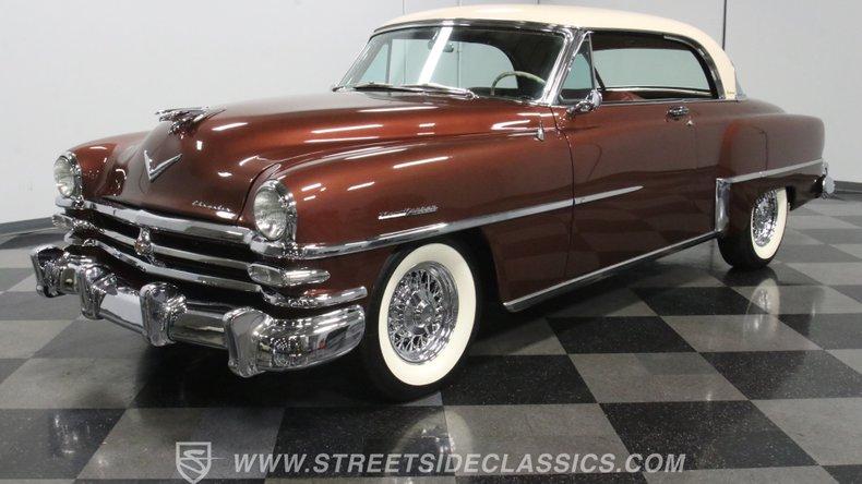 For Sale: 1953 Chrysler New Yorker
