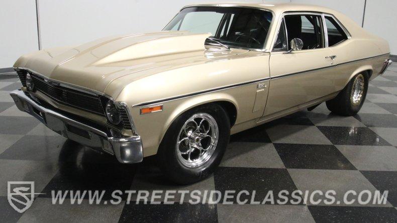 For Sale: 1970 Chevrolet Nova