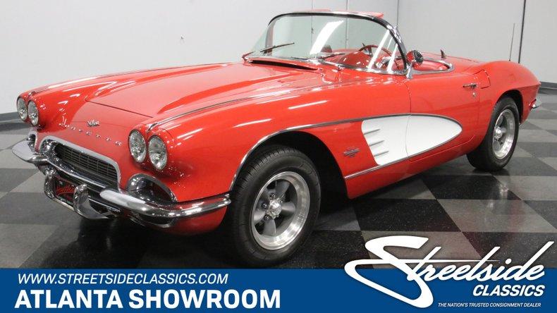 1961 Chevrolet Corvette 1