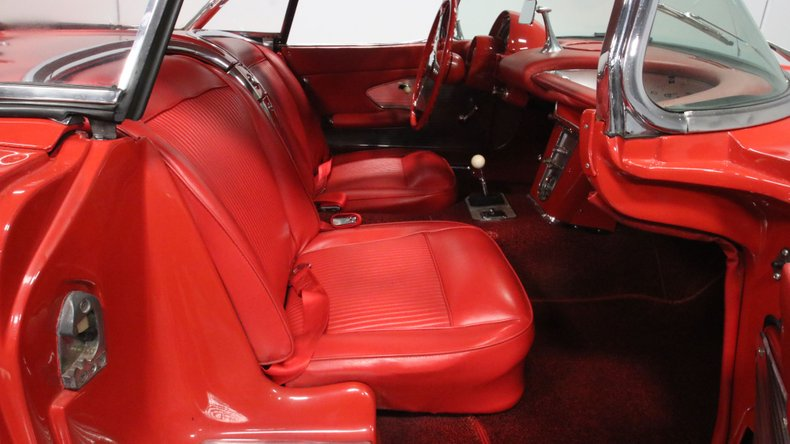 1961 Chevrolet Corvette 47
