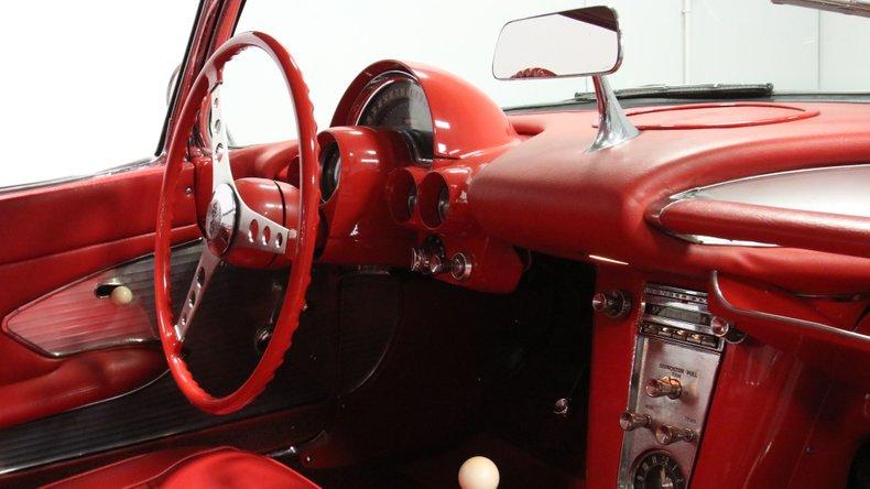 1961 Chevrolet Corvette 49