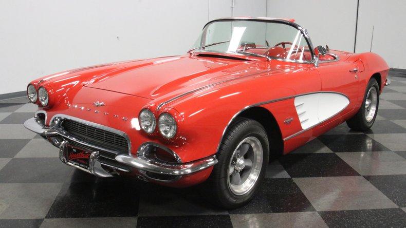 1961 Chevrolet Corvette 5