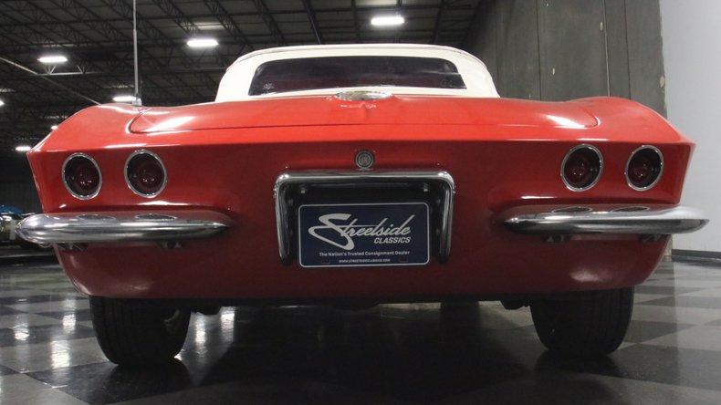 1961 Chevrolet Corvette 62