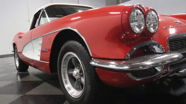 1961 Chevrolet Corvette 61