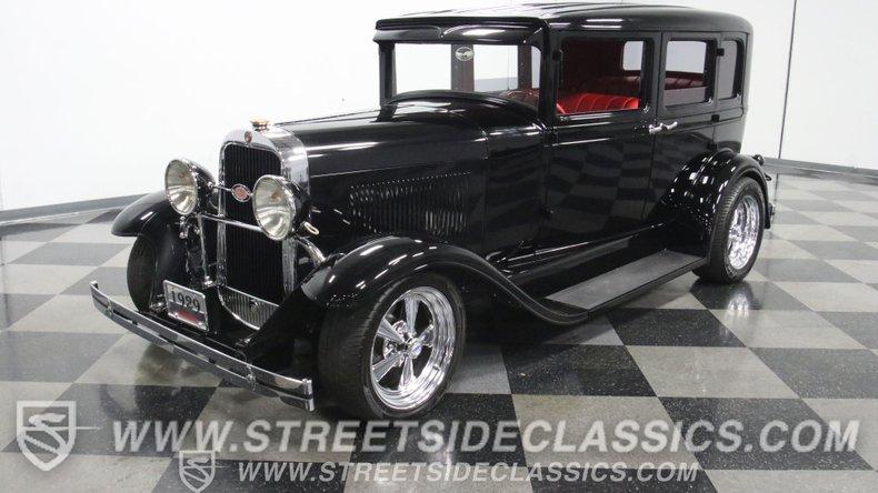 For Sale: 1929 Oldsmobile 4 Door Sedan Restomod