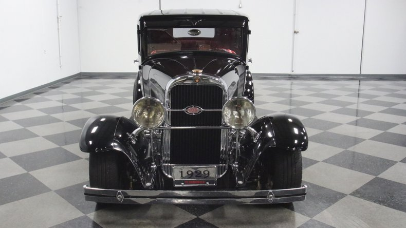 1929 Oldsmobile 4 Door Sedan Restomod 19