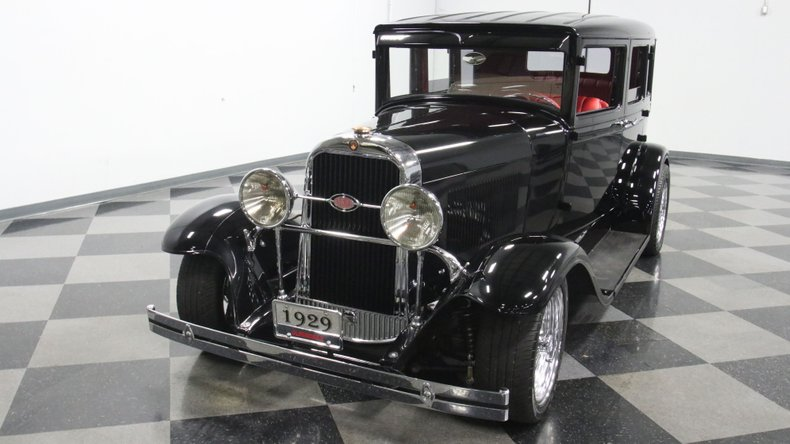1929 Oldsmobile 4 Door Sedan Restomod 20