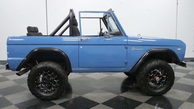 1968 Ford Bronco 15