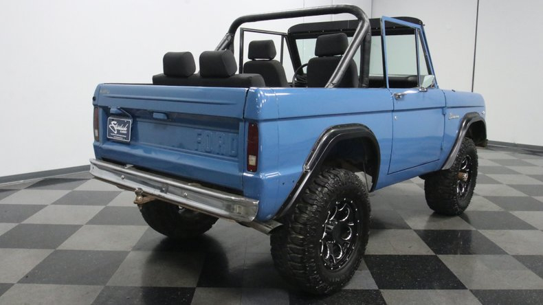 1968 Ford Bronco 13