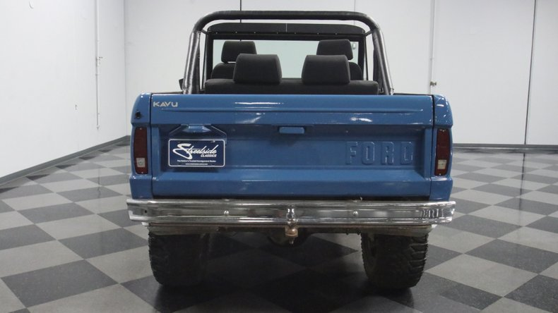 1968 Ford Bronco 11