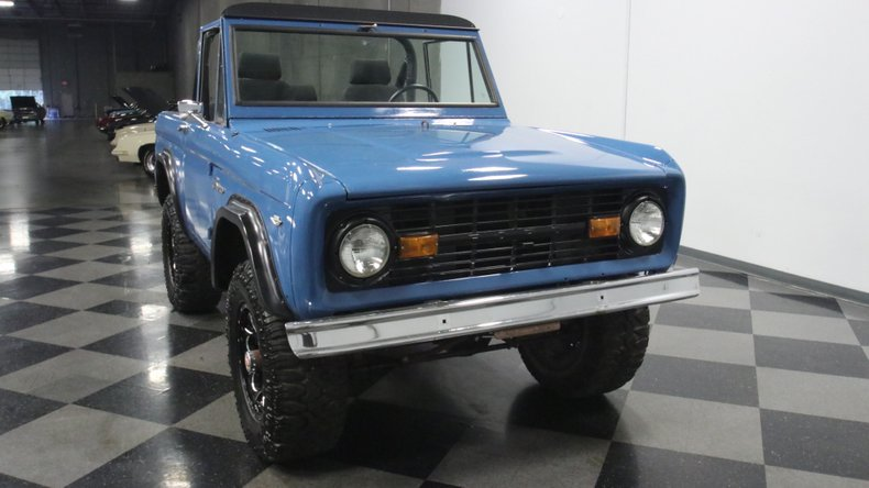 1968 Ford Bronco 18