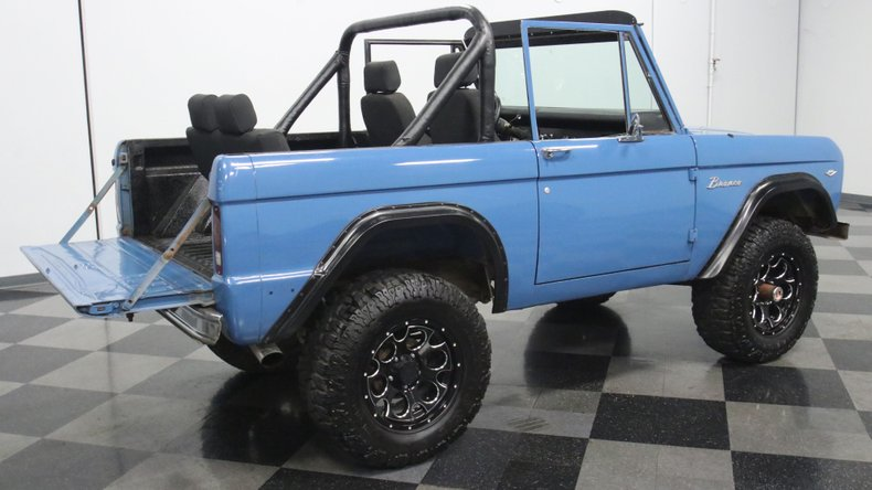 1968 Ford Bronco 37
