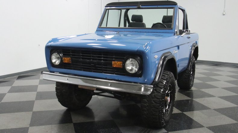 1968 Ford Bronco 20