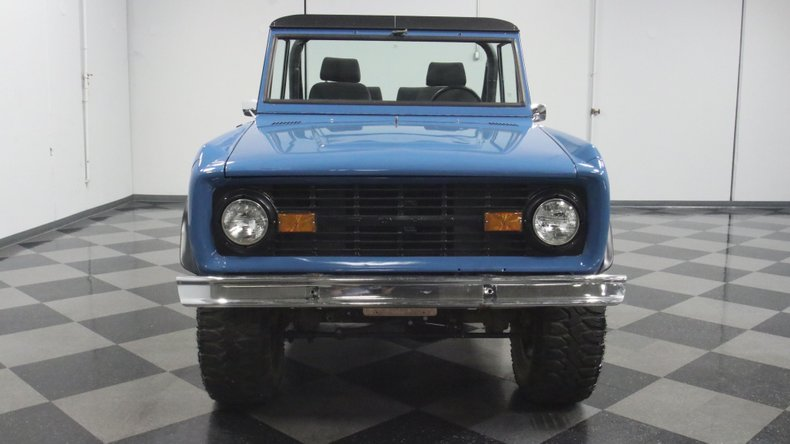 1968 Ford Bronco 19