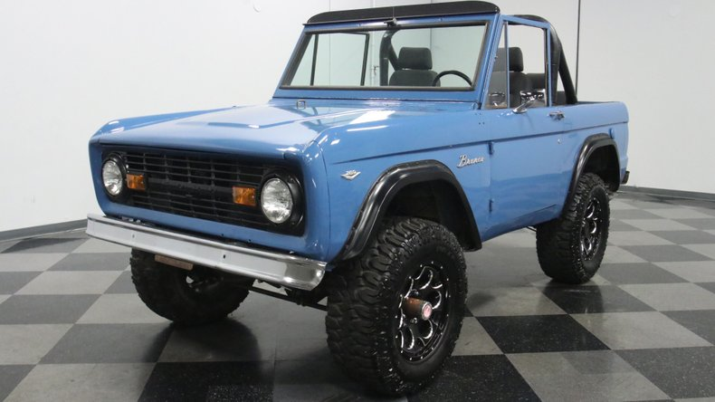 1968 Ford Bronco 5