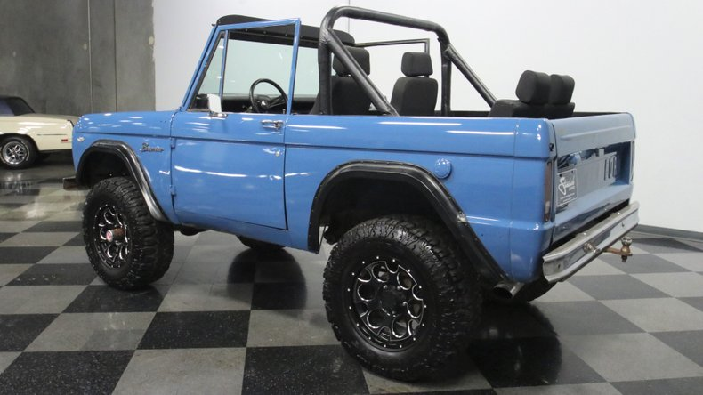 1968 Ford Bronco 8