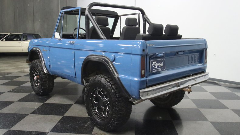 1968 Ford Bronco 9
