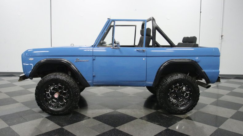 1968 Ford Bronco 7