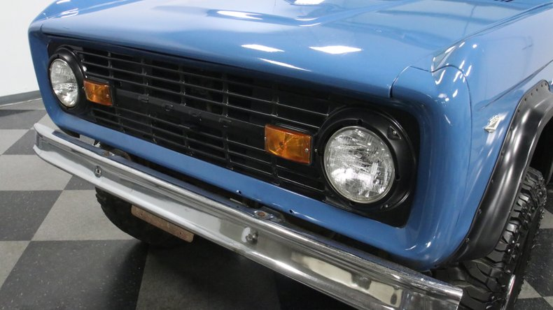 1968 Ford Bronco 22