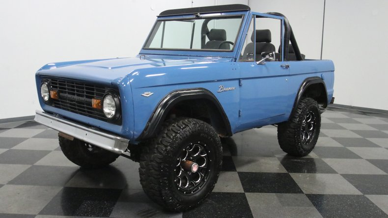 1968 Ford Bronco 21