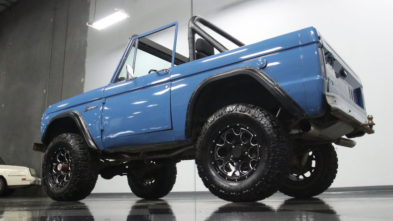 1968 Ford Bronco 26