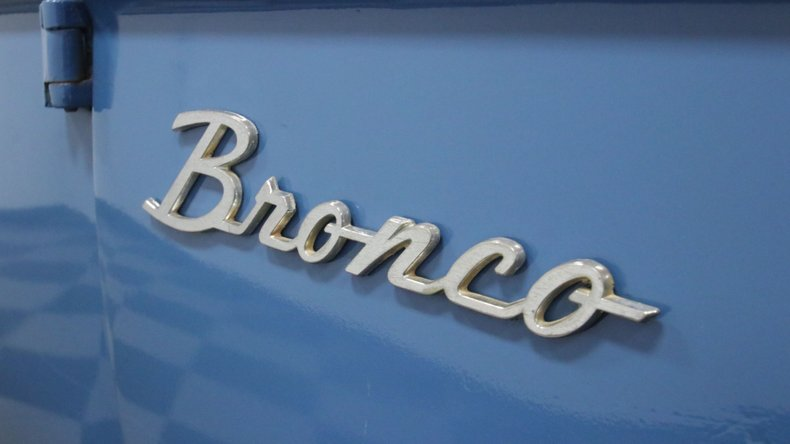 1968 Ford Bronco 65