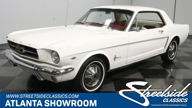 For Sale: 1964 1/2 Ford Mustang
