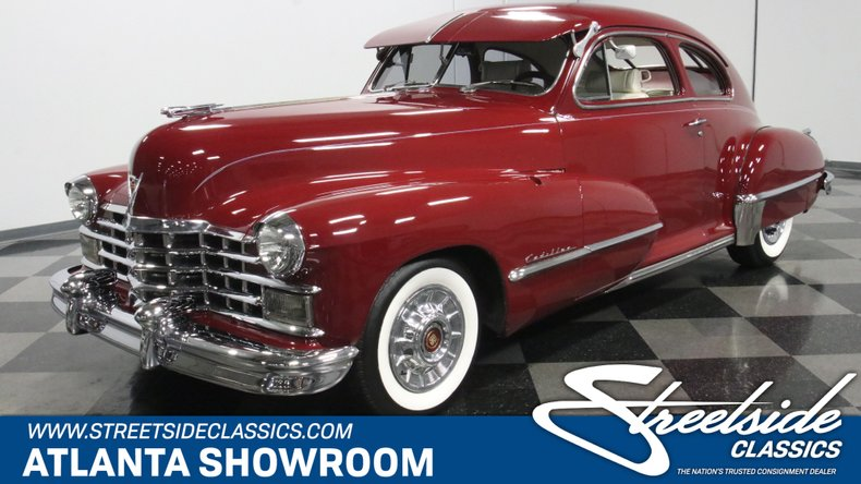 For Sale: 1947 Cadillac Series 61