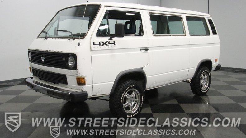 For Sale: 1986 Volkswagen Vanagon