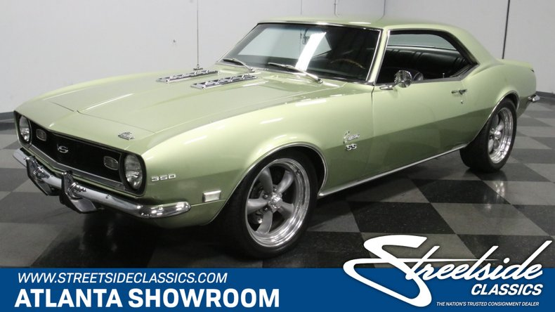 1968 Chevrolet Camaro 1