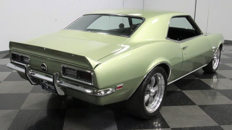 1968 Chevrolet Camaro 13