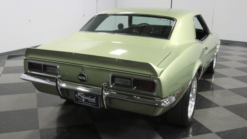 1968 Chevrolet Camaro 12