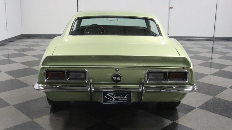 1968 Chevrolet Camaro 11