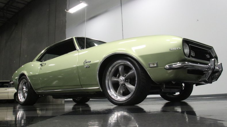 1968 Chevrolet Camaro 33