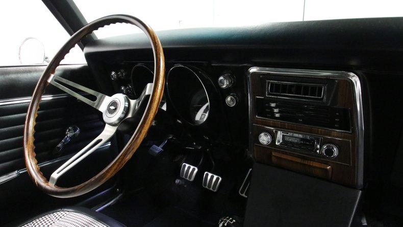 1968 Chevrolet Camaro 53