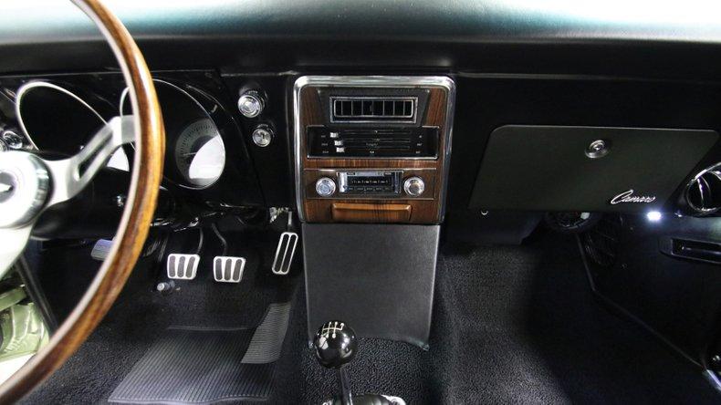 1968 Chevrolet Camaro 48