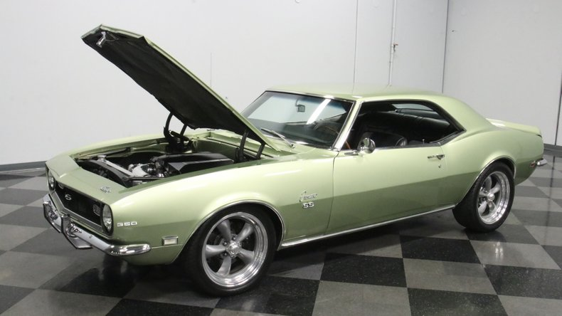 1968 Chevrolet Camaro 34
