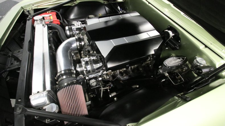 1968 Chevrolet Camaro 35