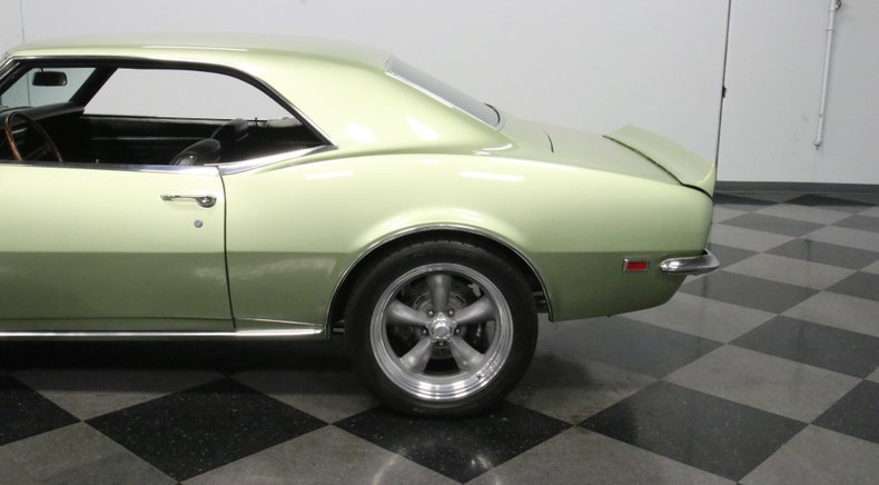 1968 Chevrolet Camaro 25