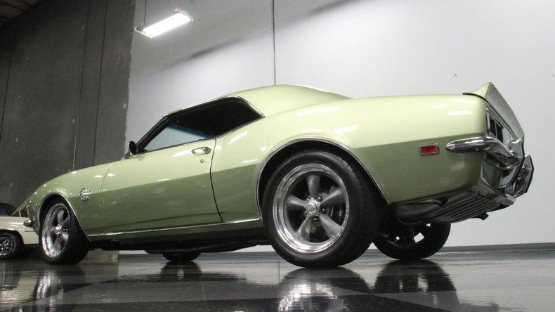 1968 Chevrolet Camaro 26