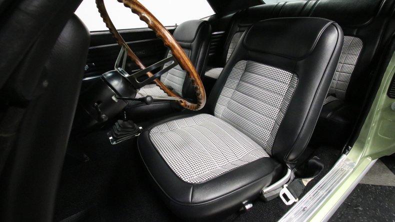 1968 Chevrolet Camaro 46