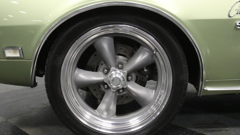 1968 Chevrolet Camaro 63