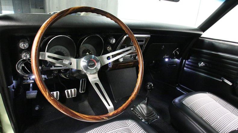 1968 Chevrolet Camaro 42
