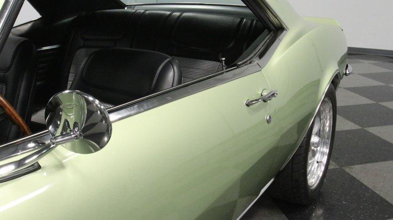 1968 Chevrolet Camaro 62