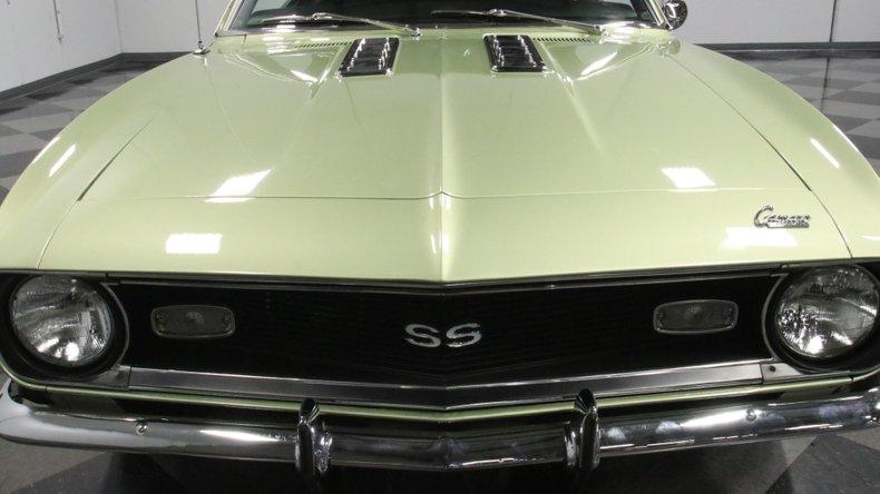 1968 Chevrolet Camaro 65