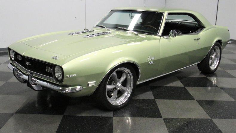 1968 Chevrolet Camaro 71